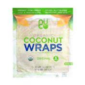 Nuco Coconut Wraps