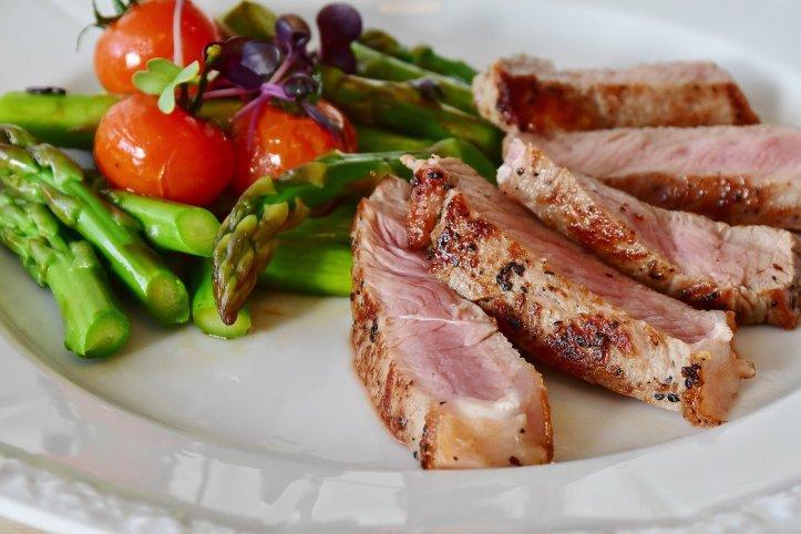 Steak Asparagus Keto